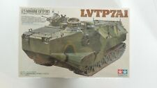 TAMIYA LVTP7A Military LANDING PERSONNEL VEHICLE 1:35 KIT WITH SEALED PARTS