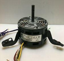 EMERSON K55HXJMT-9216 Blower Motor 115V 1/5HP 1075RPM 3SPD 18M2501 used #MC406
