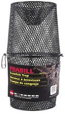 Crawfish Net Trap Heavy Duty Vinyl Minnows Bait & Catch Frabill Steel Metal Mesh