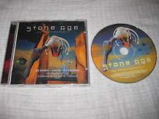 Stone Age Les Chronovoyageur 1997 Ambient CD Album (SAN 488724 6).