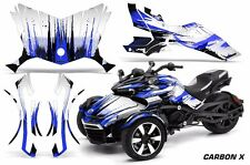 AMR Racing CanAm Spyder F3-S Roadster Graphic Kit Street Bike Decal Wrap CBNX U