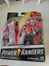 "Power Rangers Beast Morphers RED RANGER 6"" Action Figure Toy Hasbro new"