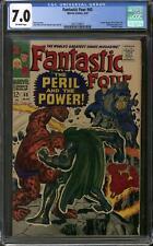 Fantastic Four #60 CGC 7.0 (OW)