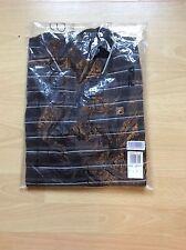 BNWT Fila Gold Knitted Cotton Cashmere Polo Shirt Paul Weller Mod 80s Casuals XL