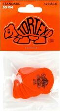 Dunlop Tortex Standard .60mm Orange Guitar Pick - 12 Pack