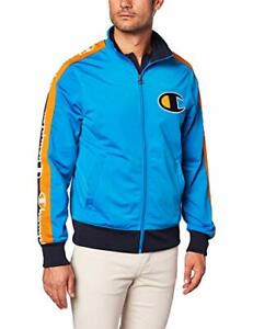 Champion Men's Track Jacket - Large