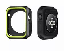Heavy Duty. Durable. Active Silicon Sports Bumper case Apple Watch