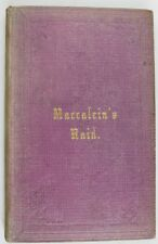 1862*MACCALEIN'S RAID*A LEGEND OF KINTYRE*EPIC POETRY*SCOTTISH HIGHLAND HISTORY
