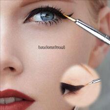 BRA Graceful New White1pcs Slender Eyebrow Brush Handle Eye Liner Brow