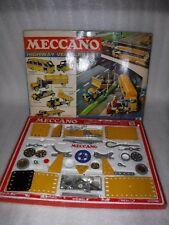 Vintage Meccano Highway Vehicle Set No 3 ... Boxed