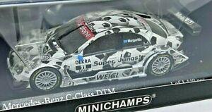 Minichamps Mercedes C-Class DTM #11 2006 Team Persson Margaritis 1/43  <z02>
