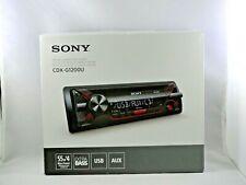 Sony Car Radio Stereo CD Player USB Android AUX FLAC Mp3 CDXG1200U