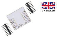 ESP8266 breakout boards for ESP-07, ESP-08, ESP-12 modules