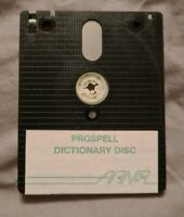 Arnor Prospell Dictionary Disk Amstrad CPC