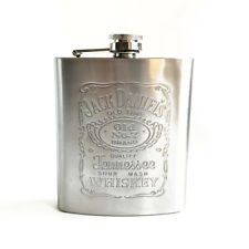 7oz Drink Pocket Hip Flask Alcohol Whiskey Vodka Liquor Wine Bottle Laser Welded