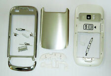 Full white fascia housing cover facia faceplate case for Nokia C7 white housing