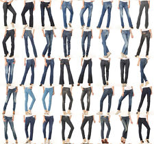 WHOLESALE LOT CLOTHING 200 WOMENS MIXED Jeans Denim Pants Shorts Skirts Apparel