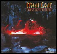 MEAT LOAF - HITS OUT OF HELL CD ~ GREATEST / BEST OF MEATLOAF ~ BAT OUT OF *NEW*