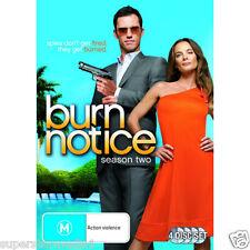 Burn Notice SEASON 2 : NEW DVD