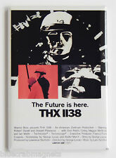 THX 1138 FRIDGE MAGNET (2.5 x 3.5 inches) movie poster george lucas
