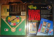 Classic MLB trivia board game 1991 series edition 1