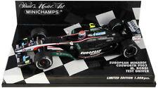 Minichamps Minardi PS03 Test Driver 2003-Matteo Bobbi escala 1/43