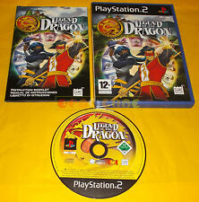 LEGEND OF THE DRAGON Ps2 Versione Italiana 1ª Edizione ○○ COMPLETO - A8
