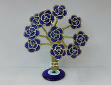 Feng Shui - 2017 Blue Evil Eye Flower Tree