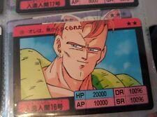 Dragon Ball Z Super Barcode Wars Multi Scanning System 10
