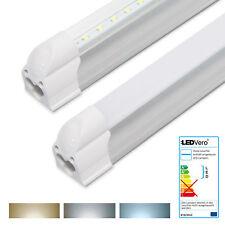 1-25x LEDVero T5 réglettes lumineuses, 60 - 150 cm / Tube fluorescent
