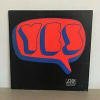 "Yes - Yes 12"" Vinyl LP Album Gatefold 1969 Prog Rock Atlantic Yesterday & Today"