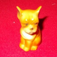 GOEBEL (W GERMANY) BULLDOG FIGURE APPROX 2 3/4 INCHES TALL