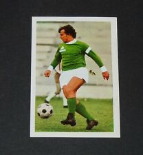 227 BERETA AS SAINT-ETIENNE ASSE VERTS AGEDUCATIFS FOOTBALL 1972-1973 PANINI