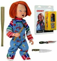 Child's Play - Chucky Clothed Action Figure - Neca Official REEL TOYS New Sealed