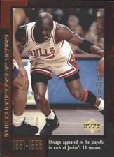 Michael Jordan #37 Upper Deck 1999 NBA Basketball Card