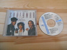 CD Pop Shalamar - Here it is .. The Best Of (18 Song) EPIC / SOLAR
