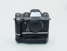 Fujifilm X-T1 Graphite Silver Mirrorless Camera with Accessories