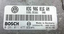 TUNED !!! VW GOLF V 2.0 TDI 140 BKD 03G906016AN IMMO OFF PLUG&PLAY BOSCH ECU