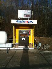 Immobilien / Tankstelle / Haus Kaufen / Freiflächen / Autogas / Emsdetten