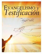 Evangelismo Y Testificación - Pastor Alejandro Bullón, Four Disk Audio CD Set