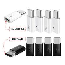 10 X USB 3.1 Typ C Stecker auf Micro USB Buchse Konverter USB C Adapter