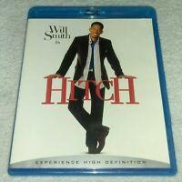 Hitch [Blu-ray] WILL SMITH