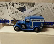 Matchbox Power Of The Press The Washington Post 1930 Model A Ford Van Truck 1995
