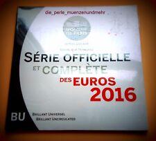 Offizieller KMS Frankreich 2016. Neu original verpackt