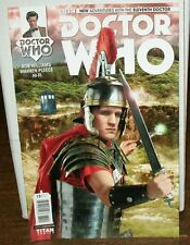 DOCTOR WHO ELEVENTH DOCTOR #13 VARIANT PHOTO SUB COVER B VF / NM #snov15-1014