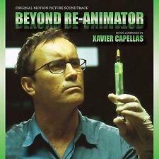 Beyond Re-animator Original Motion Picture Soundtrack Music Xavier Capellas