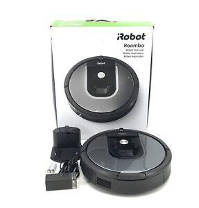 iRobot Roomba 960 Robotic Vacuum Cleaner w/Connectivity Works w/Alexa #VM0506