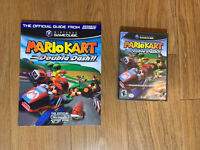 "Mario Kart: Double Dash!! ""NFS"" (Nintendo GameCube) W/ Nintendo Power Game Guide"