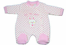 Cotton Blend Baby Girls' Sleepwear