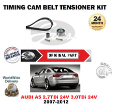 Pour Audi A5 2.7 Tdi 24V 3.0 24V + Quattro 2007-2012 Kit Courroie Distribution 8